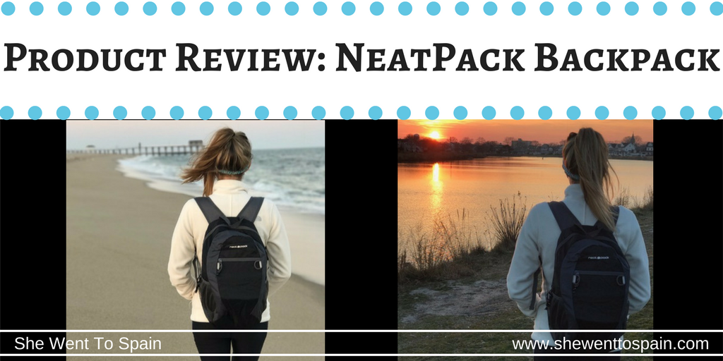 Product Review: NeatPack Backpack